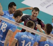 Волейболисты «Зенит-Казань» вышли в полуфинал клубного чемпионата мира