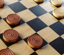 В Ижевске сыграли в шашки