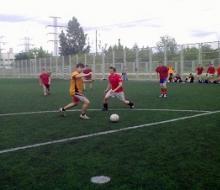 КВНщики сыграют в футбол