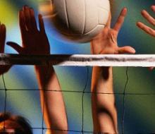 В Казани прошел турнир по волейболу среди мужчин Поволжской академии спорта и ту