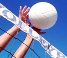 Сотрудники УФСИН провели чемпионат по волейболу