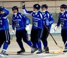 Хоккеисты «Динамо-Казань» начали второй предсезонный сбор