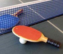 Юные спортсмены проведут соревнования по настольному теннису
