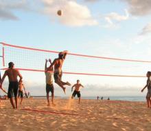 Работающая молодежь Челнов проведет турнир по пляжному волейболу