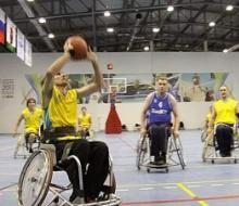 В Казани колясочники разыграют Кубок России по баскетболу