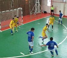 Победителем соревнований по мини-футболу стала команда Закабанной мечети