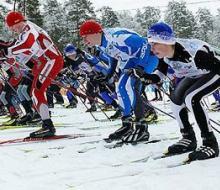 На чемпионате МВД России лыжница из Татарстана оказалась лучшей