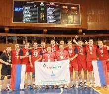 Татарстанские нефтяники оказались чемпионами мира по волейболу