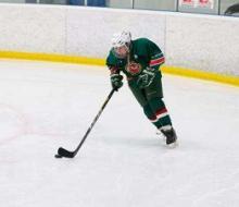 Юные хоккеисты «Ак Барса» проиграли омскому «Авангарду»