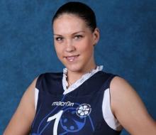 Казанская волейболистка Мария Бородакова готовится к Кубку Ельцина