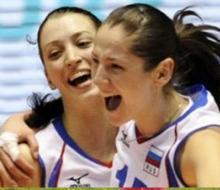 Татарстанские волейболистки попали в сборную
