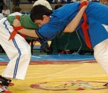В Казани стартовал чемпионат Республики по борьбе курэш