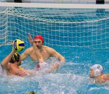 В Казани уже четвертый раз проходит турнир по водному полу «Kazan cup»