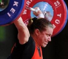 На ЧР татарстанская тяжелоатлетка завоевала «золото»