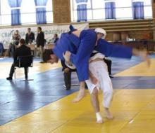 Дзюдоисты проводят спортивные сборы в Адлере