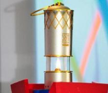Главный символ Универсиады 2013 прибыл в Казань