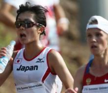В командном зачете полумарафона российские легкоатлетки оказались вторыми