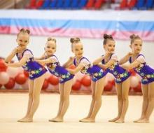 Турнир «Весенние первоцветы» определил лучших гимнасток России