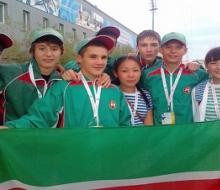 Бронзовым призером Игр «Дети Азии» по тхэквондо стал Тимур Набиев