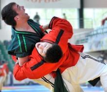 В Казани стартовали отборочные соревнования на Универсиаду по борьбе курэш