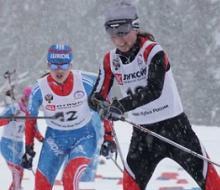 На 2-м этапе Кубка России по лыжным гонкам нижнекамка стала седьмой