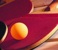 Стартовало первенство по настольному теннису среди учебных заведений