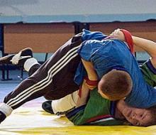 В Высокогорском районе прошел всероссийский турнир по борьбе на поясах