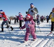 В Казани стартуют самые масштабные всероссийские лыжные гонки