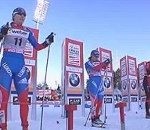 Алия Иксанова из Нижнекамска приняла участие в соревнованиях в Финляндии