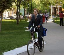 Велоспорт увеличивает продолжительность жизни человека