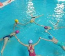 Плавательный бассейн в школе №33
