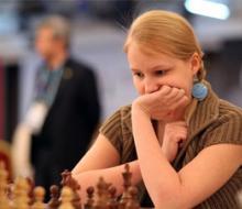 Лучшая шахматистка ПФО из Казани
