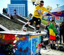 В Казани могут построить сноуборд-парк