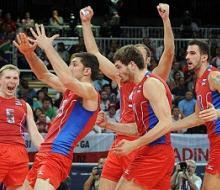 Впервые волейболисты России завоевали олимпийское «золото»