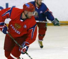 В сборную России попали татарстанские хоккеисты