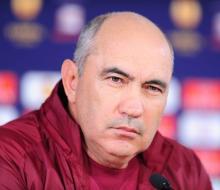 Бердыев: «Все решится в ответной игре».