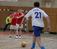Стартовал очередной турнир в казанской Открытой Любительской Лиге!