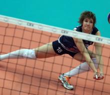Казанские волейболистки крупно проиграли в Новом Уренгое