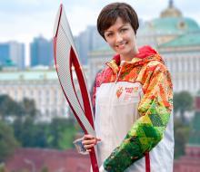 Эстафета Олимпийского Огня стартует 7-го октября в Москве