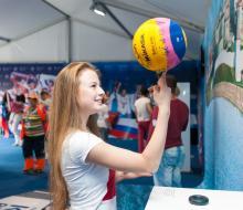 В первый день работы Дома болельщиков в Казани посетили более 5 000 гостей