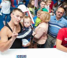 Количество посетителей Дома Болельщиков в Казани достигло 10 тысяч человек