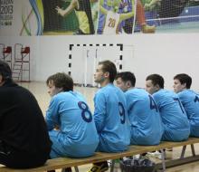 В Казани стартовало первенство ВУЗов по мини-футболу