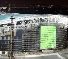 Казанский стадион сдадут 9 мая