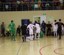 В Казани стартует Чемпионат Татарстана по мини-футболу