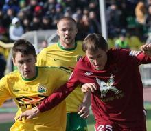 Бердыев: «У нас сейчас в хорошей форме и Дядюн, и Рондон»