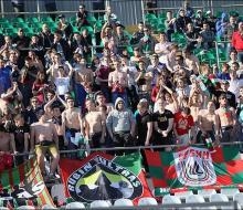 Матч «Крылья Советов» — «Рубин» стал самым посещаемым в туре