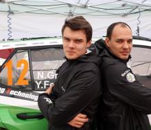 Экипаж Николая Грязина выведет на трассу Ралли Мастер Шоу полноприводную Skoda F