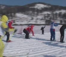 Нижнекамский лыжный марафон завершён