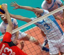 «Зенит-Казань» вырывает победу у «Белогорья»