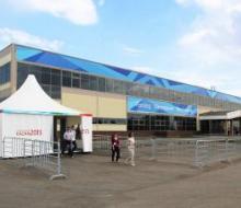 Крытый манеж конно-спортивного комплекса «Казань»